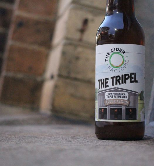 The Cider Factorie The Tripel