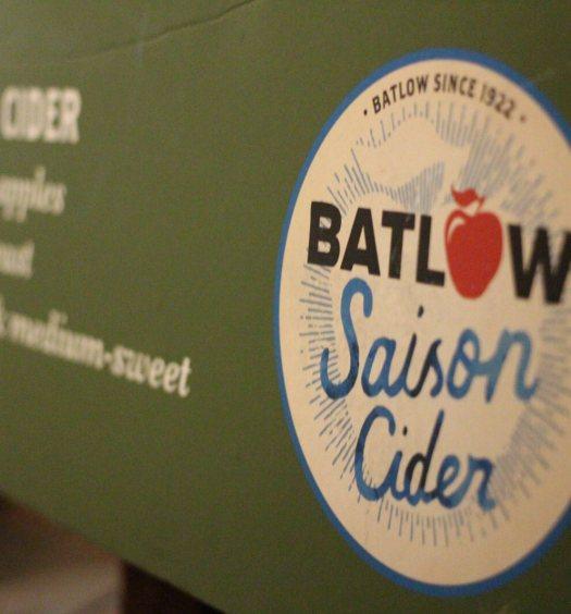 Batlow Saison Cider