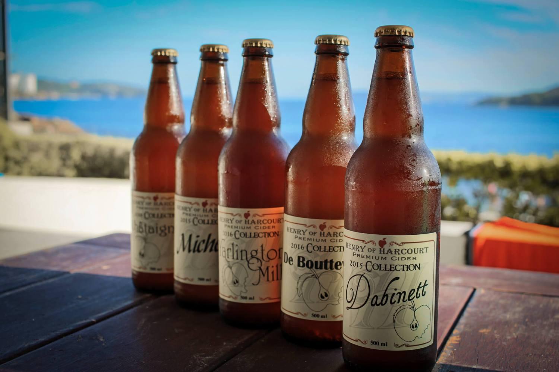 Herny's Single Variety Cider