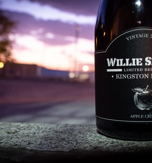 Willie Smiths Kingston Black