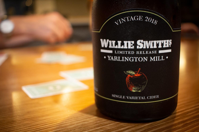 Willie Smiths Yarlington Mill 2018