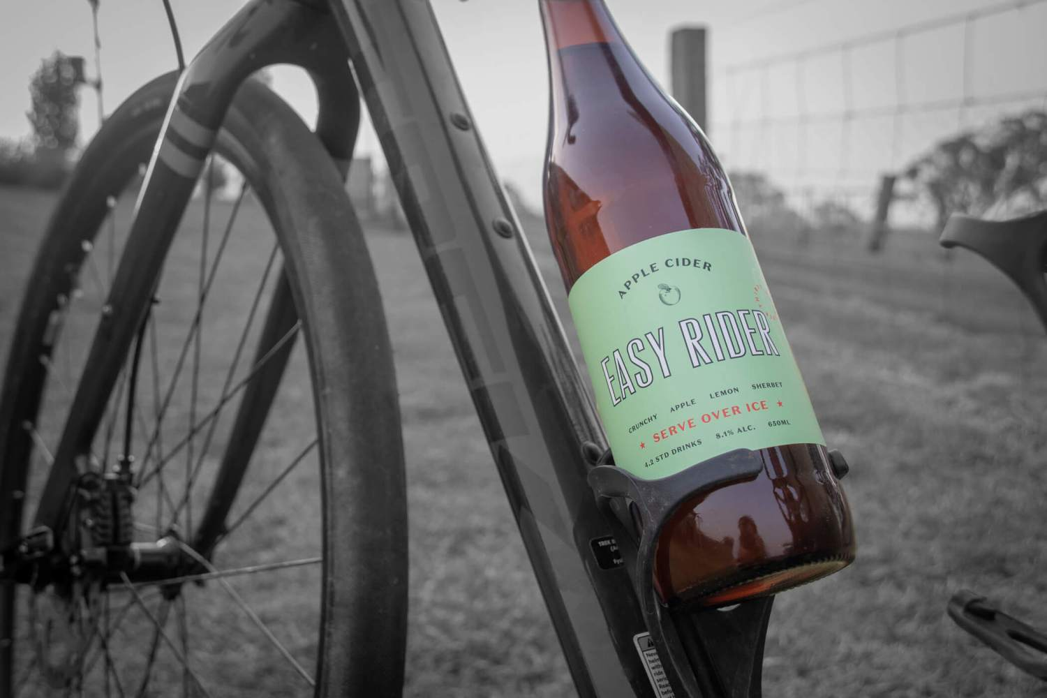 Rusty Bike Wines Easy Rider Apple Cider