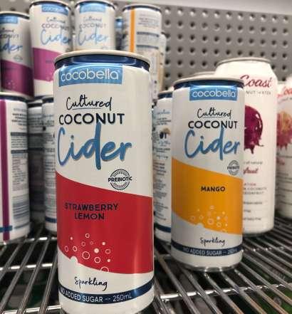 Cocobella Coconut drink