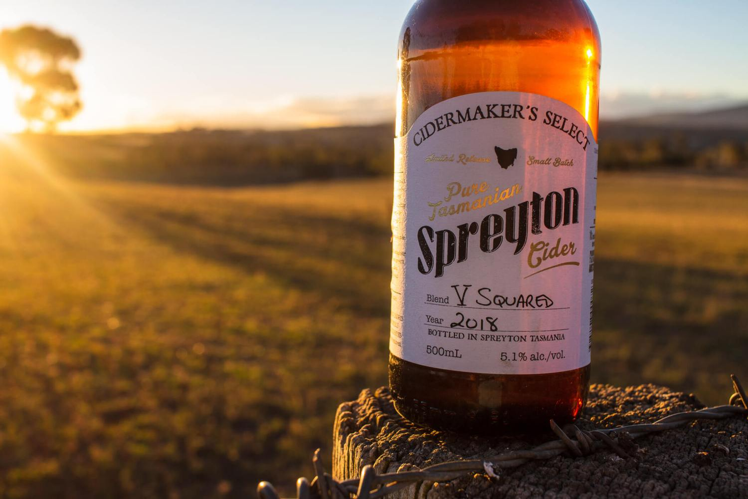 Spreyton Cider Makers Select V Squared 2018