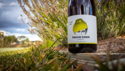 Pagan Quince Cider