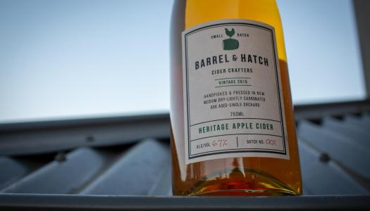 Barrel and Hatch Vintage 2015