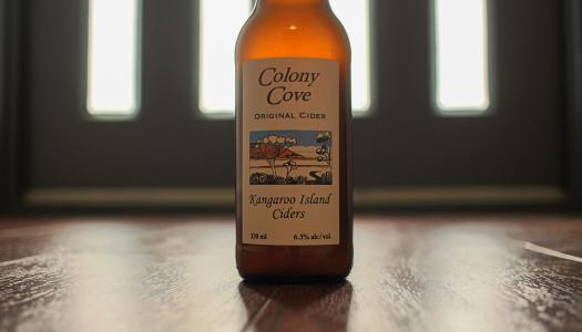 Colony Cove Original Cider By Kangaroo Island Ciders