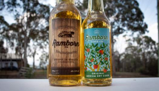 The Evolution of Ramborn Cider