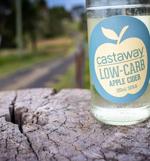 Castaway Low Carb Cider