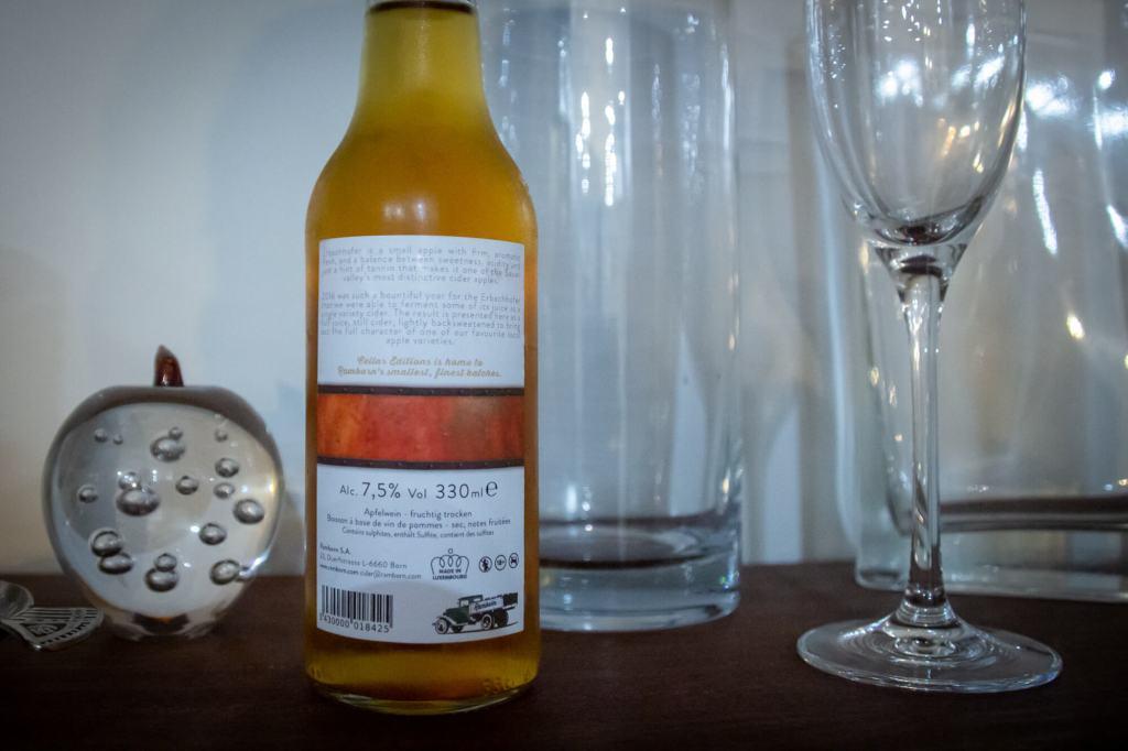 Rambon Erbachhofer Cider Review