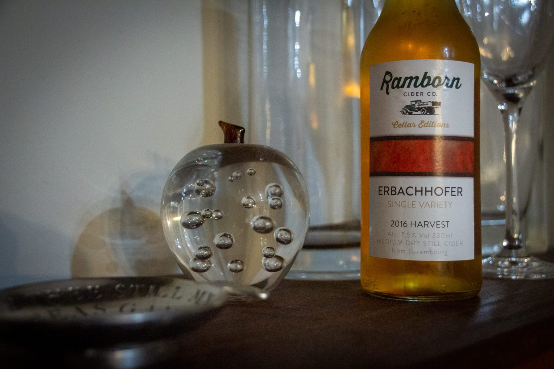 Rambon Erbachhofer Cider