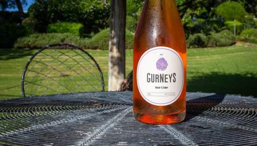 Gurneys Noir Cider
