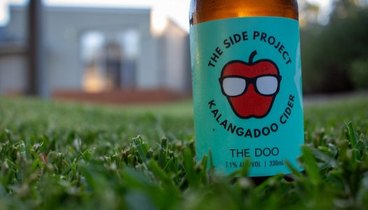 The Side Project The Doo Kalangadoo Cider