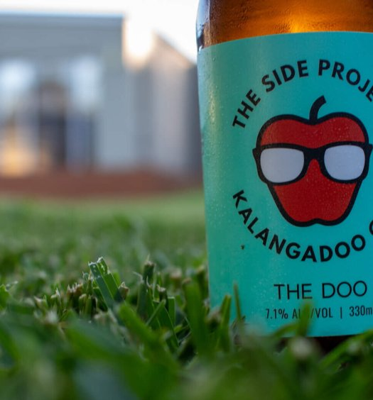 The Side Project The Doo Cider
