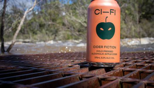 Ci-Fi Cider Fiction