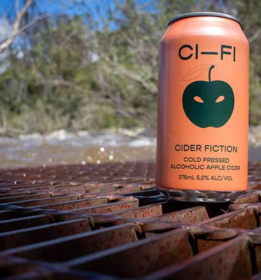 Ci Fi Cider Fiction