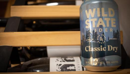 Wild State Cider Classic Dry