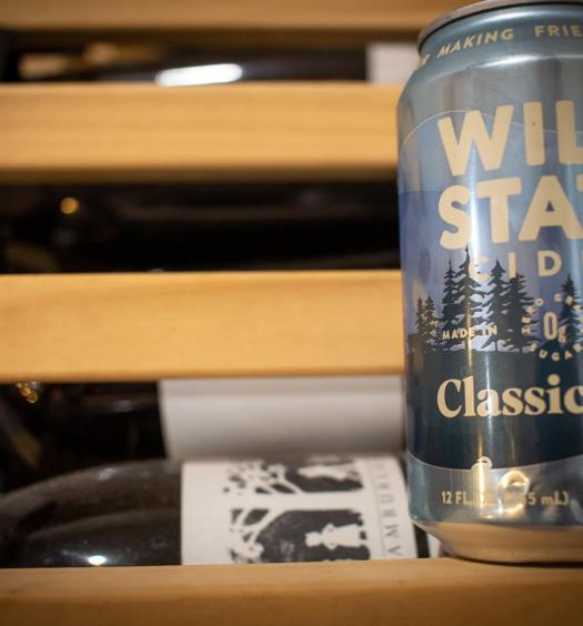 Wild State Cider Classic Dry in a can