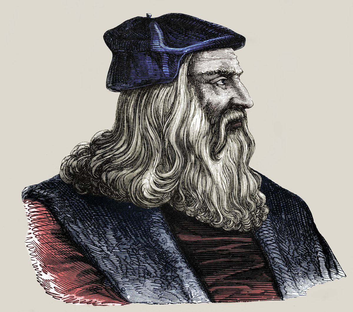 Rare Eye Condition Behind Leonardo Da Vinci S Genius Says