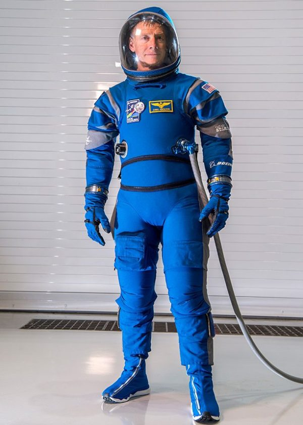 NASA Unveils New Spacesuits for Astronauts