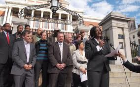 The Remarkable Redistricting Coalition of Color Works Hard and Wins!!