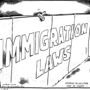 On the Agenda at Last! Immigration Reform -- No Excuses