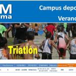 Campus triatlón