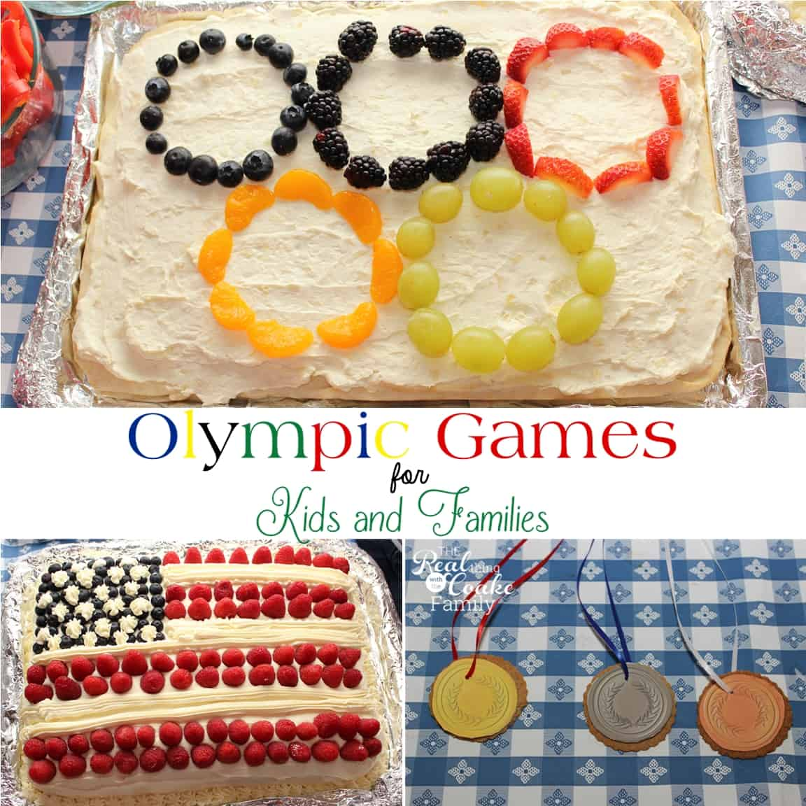 Olympic Games For Kids And Families