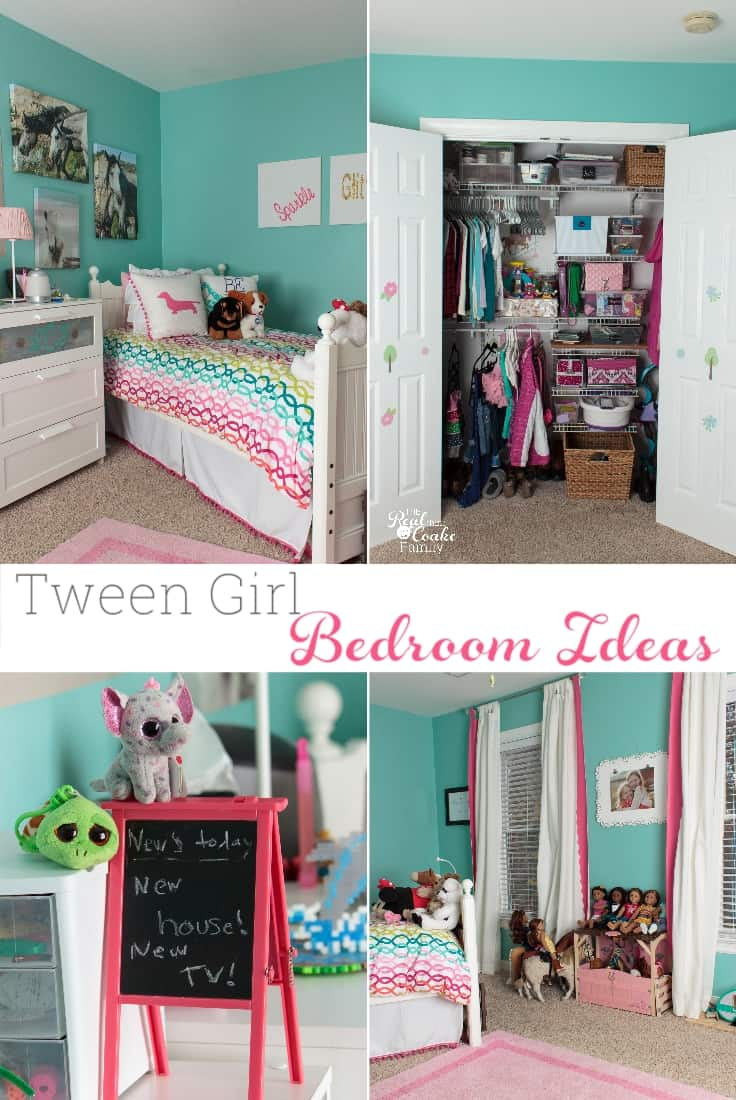 Cute Bedroom Ideas and DIY Projects for Tween Girls Rooms on Pretty Room Decor For Girl  id=80345