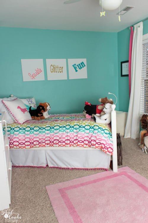Cute Bedroom Ideas and DIY Projects for Tween Girls Rooms on Tween Room Ideas Girl  id=13541