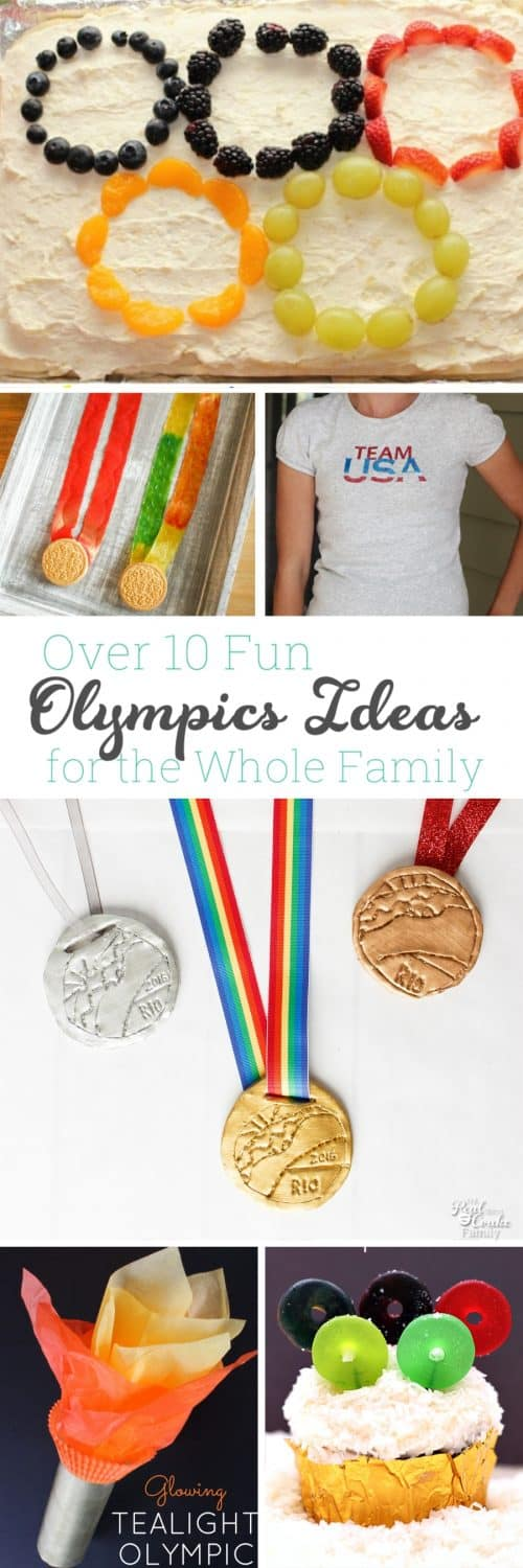 These are such fun Olympics ideas for both summer Olympics and winter Olympics. It has games, crafts, recipes, ideas for kids and the whole family. I love the American Girl Doll Ideas!