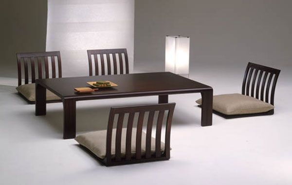 Japanese Traditional Dining Room Design Inspiration