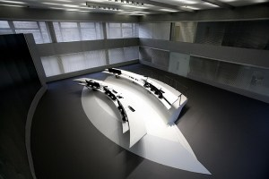 Redesign Main Control Center (Workspace) in Moscow