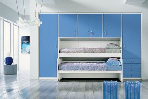 Teenager Bunk Beds To Small Room