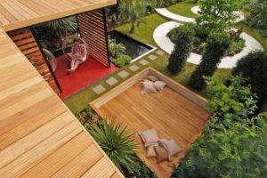 Garden Design Basics for home interiors