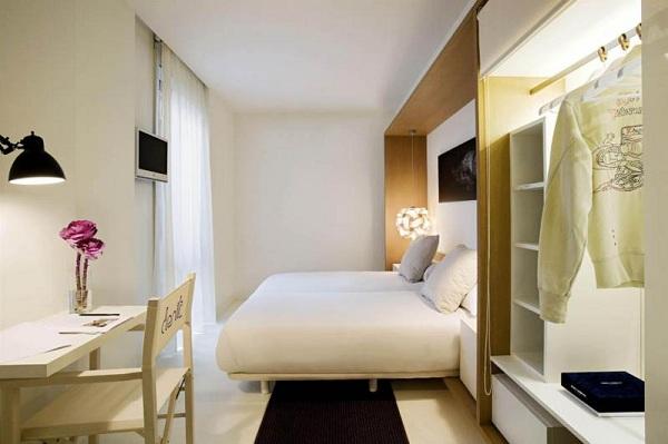 Hotel Denit Barcelona - Bedroom Design