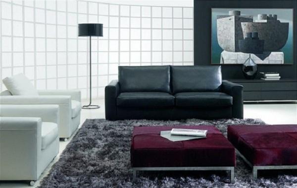 Black-And-White-Contemporary-Sofa-Design-1
