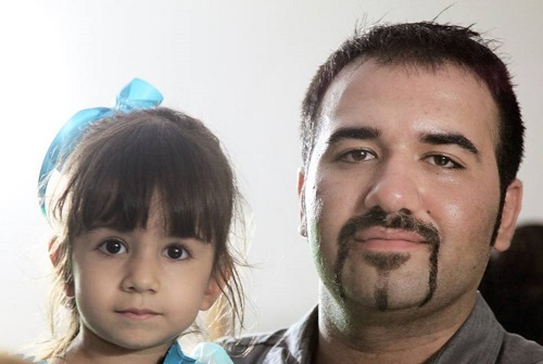 Image result for Anarchist Soheil Arabi and his wife Nastaran Naimi Jailed