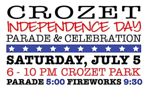 Crozet Fireworks & Independence Day Celebration - 2014