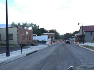 Crozet Streetscape - 24 September 2014