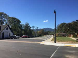 New Crosswalk at Jarmans Gap