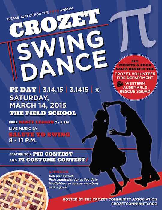 5th Annual Crozet Swing Dance