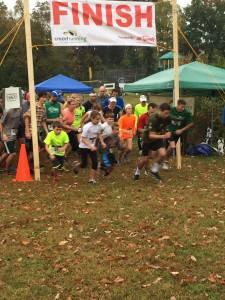 Crozet Trails Crew 5K