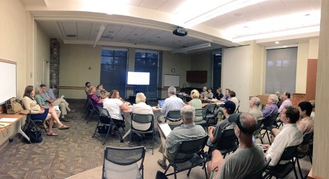 CCAC Meeting 19 August 2015 #CCAC0815