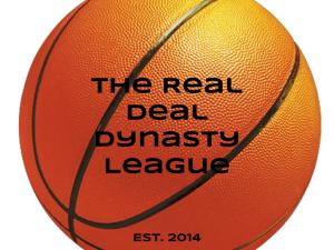 The Real Deal Dynasty Basketball Logo