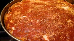 hey look - a photo of a real deep dish pizza