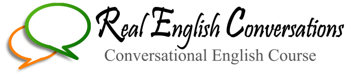 Learn from English conversation