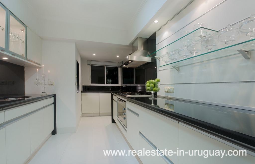 Duplex Apartment at Playa Brava