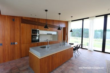 Kitchen2 of Harmonious and Unique Lifestyle by the Ocean in Las Carcavas