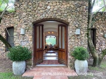 Entrance House